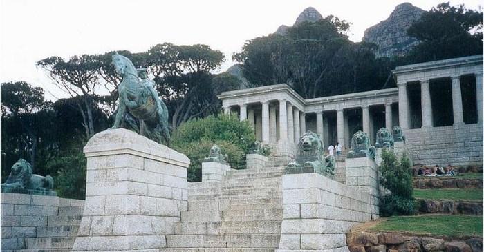 Rhodes Memorial (C) Georgio (Creative Commons)
