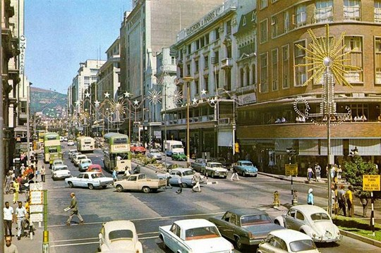 Old Photographs Of Cape Town TravelGround Blog