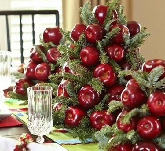 How To Perfect Your Christmas Table Decorations  CnNzLTAtNUIyZmRh: Festive Table Decorations For Your Christmas Feast
