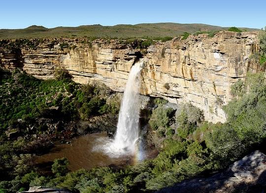 Doring River Waterfall by coda (flickr)