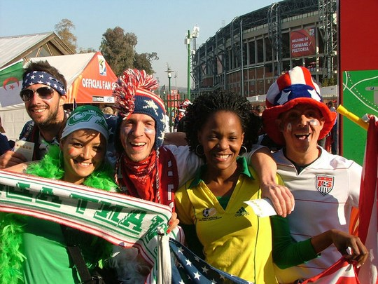 Greetings in 11 official languages travelground blog the universal language of soccer by sue van den hoek m4hsunfo
