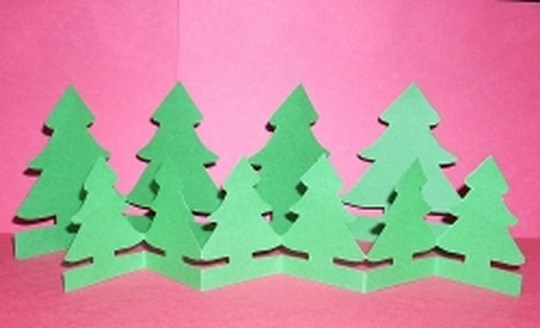6 paper christmas decorations for the home or office for Snowman paper chain template