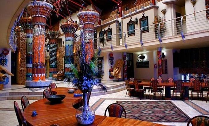 ammazulu african palace kloof country
