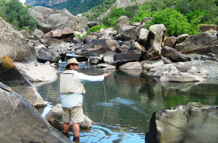 48 fishing retreats in south africa travelground blog for Fish farms near me