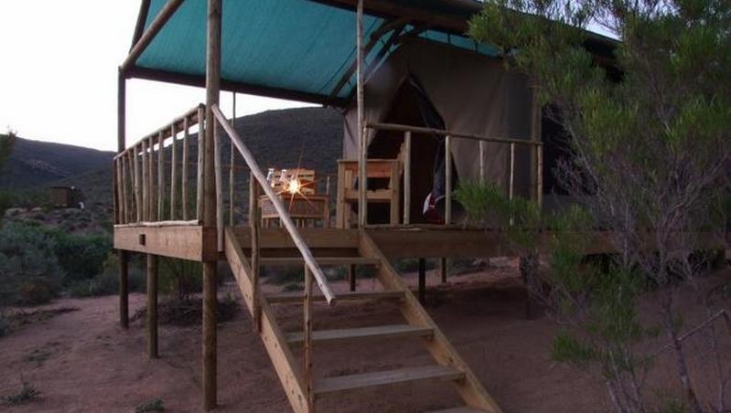 C&ing at Agama Tented C& (C) TravelGround & 6 Camping Getaways that wonu0027t Cramp your Style - TravelGround Blog
