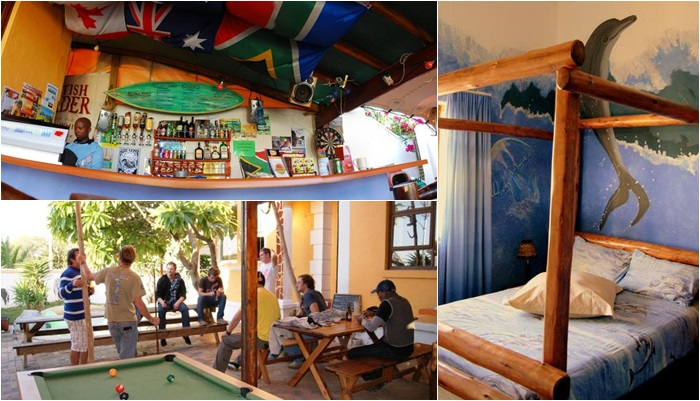 Green Elephant Backpackers (C) TravelGround