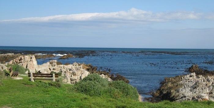 Hermanus ocean view (C) Roseanna McBain