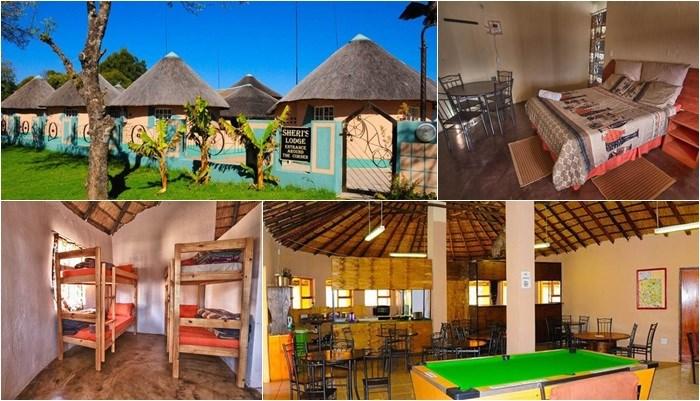Sheri's Lodge & Backpackers (C) TravelGround