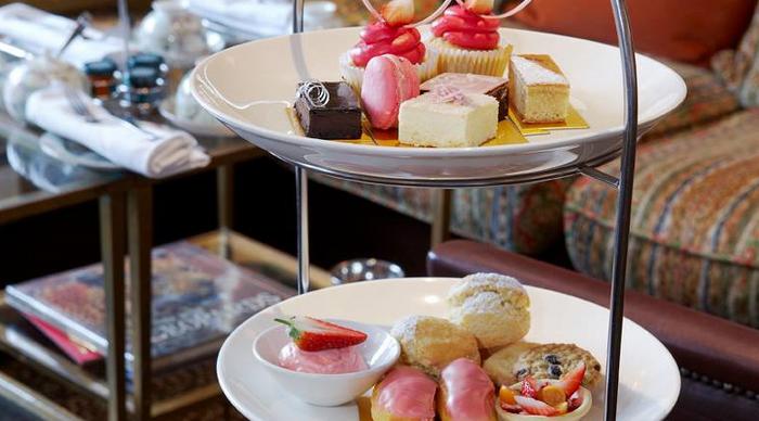 High tea at 12 Apostles Hotel & Spa