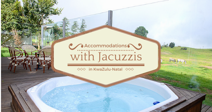 23 Accommodations With Jacuzzis In Kwazulu Natal