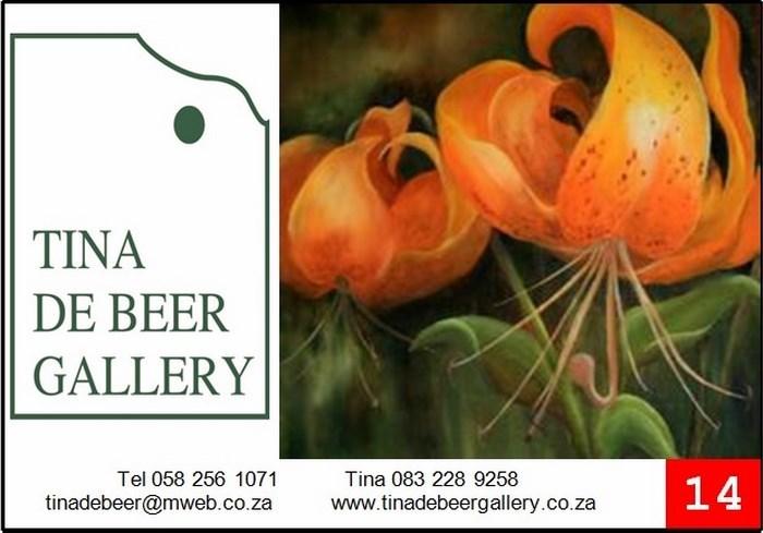 Tina De Beer Gallery (C) Tina De Beer