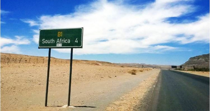 Africa by Road