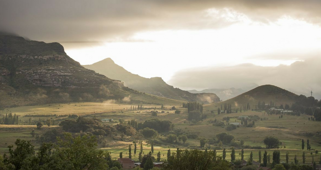 Clarens in the Free State | Photo: TravelGround.