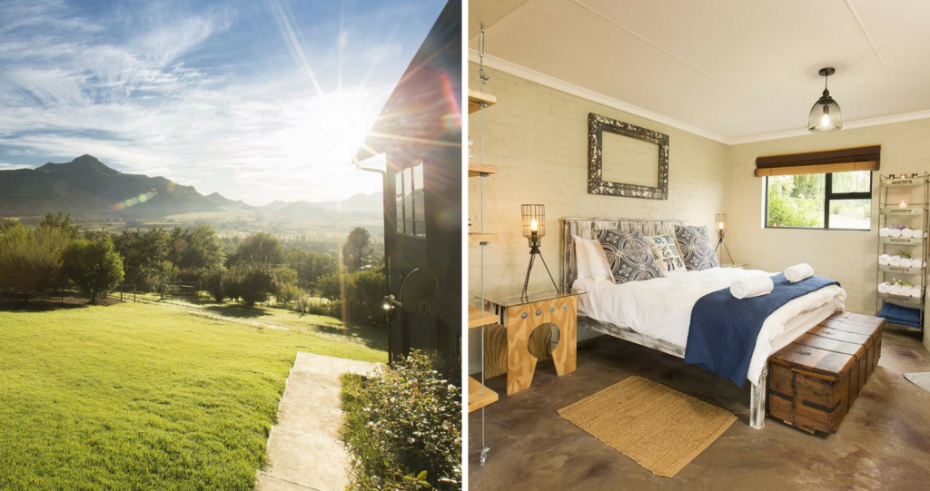 Golden View Luxury Self Catering in Clarens | Photos: TravelGround.