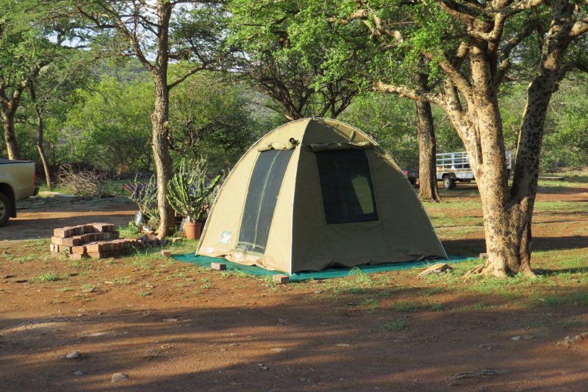 Kamp en kuier by Rossouwspoort | Foto: LekkeSlaap.