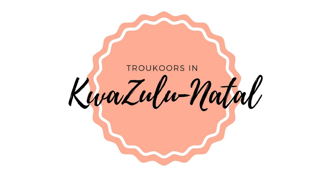 Troukoors in KZN