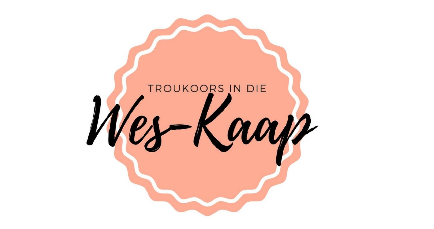 Troukoors in die Wes-Kaap