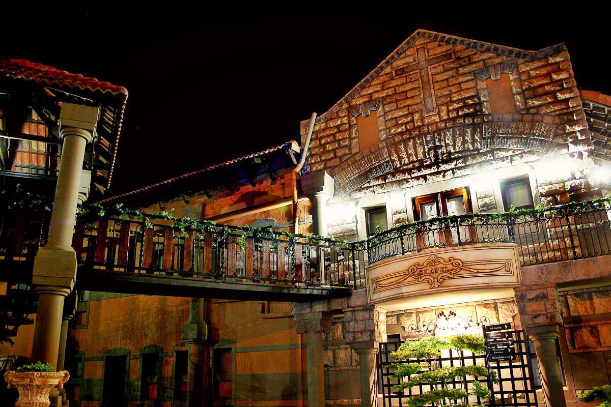 Casa Toscana Lodge