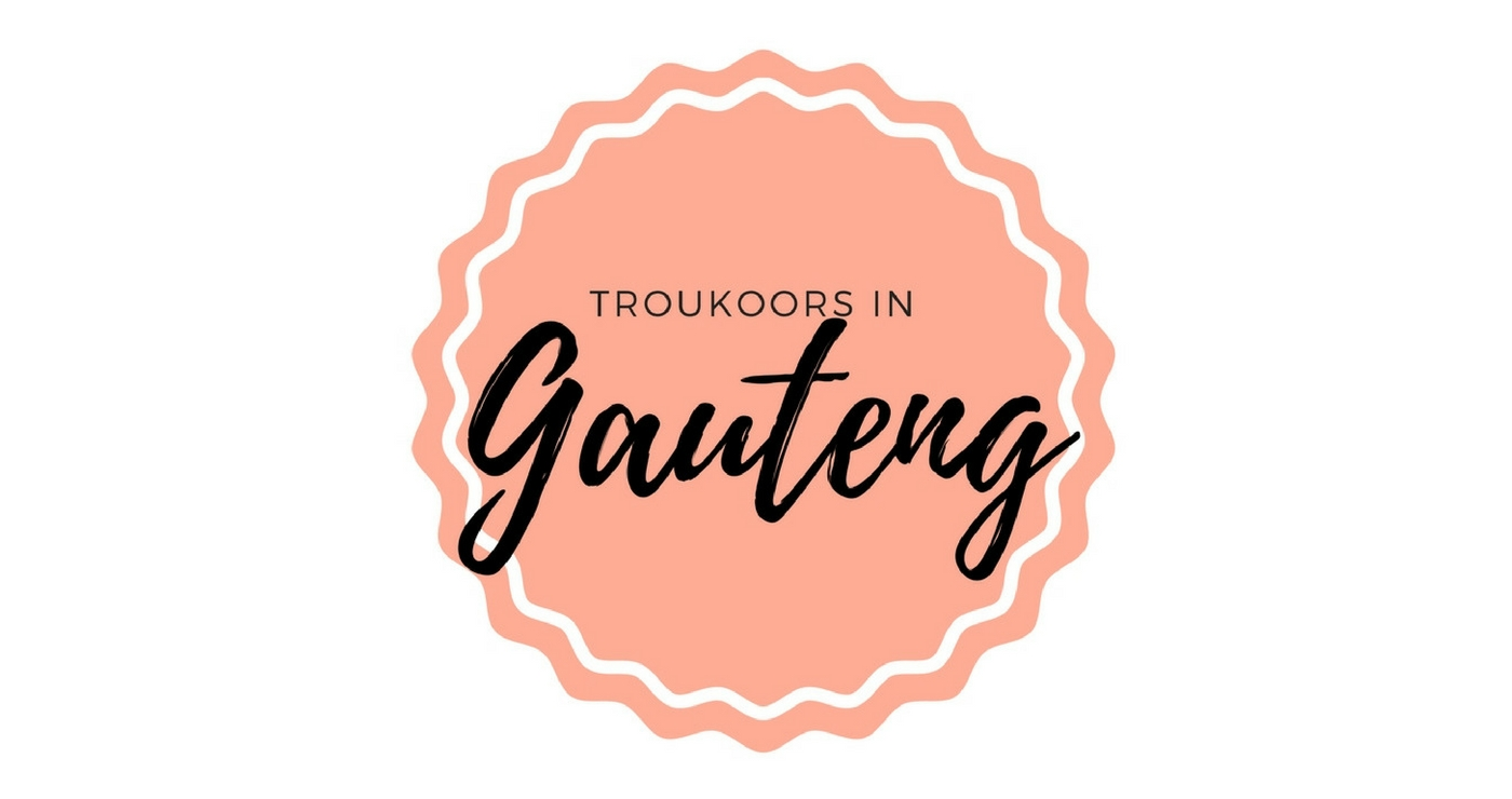 Troukoors in Gauteng