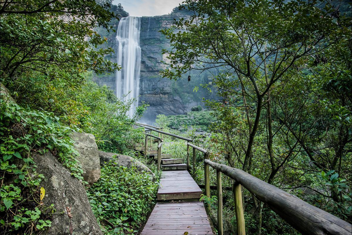 Karkloof Safari Spa | Foto: LekkeSlaap