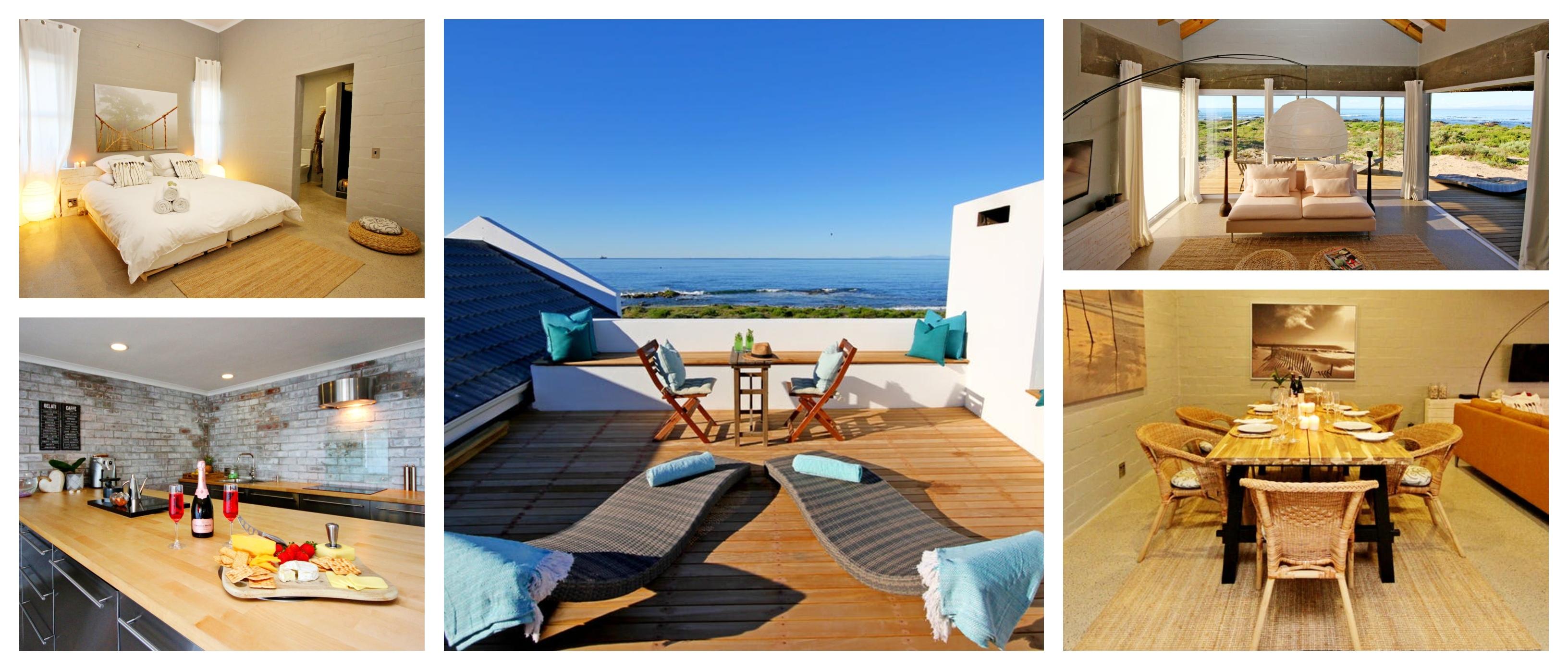 Montserrat Oceanfront Beach Villa
