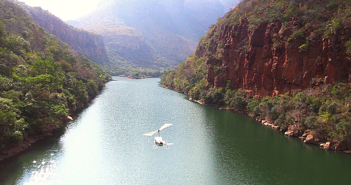 Hoedspruit Helicopters - Blyde River Canyon Scenic Flight