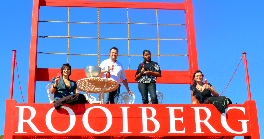 groot rooi stoel Rooiberg Winery Robertson Chair