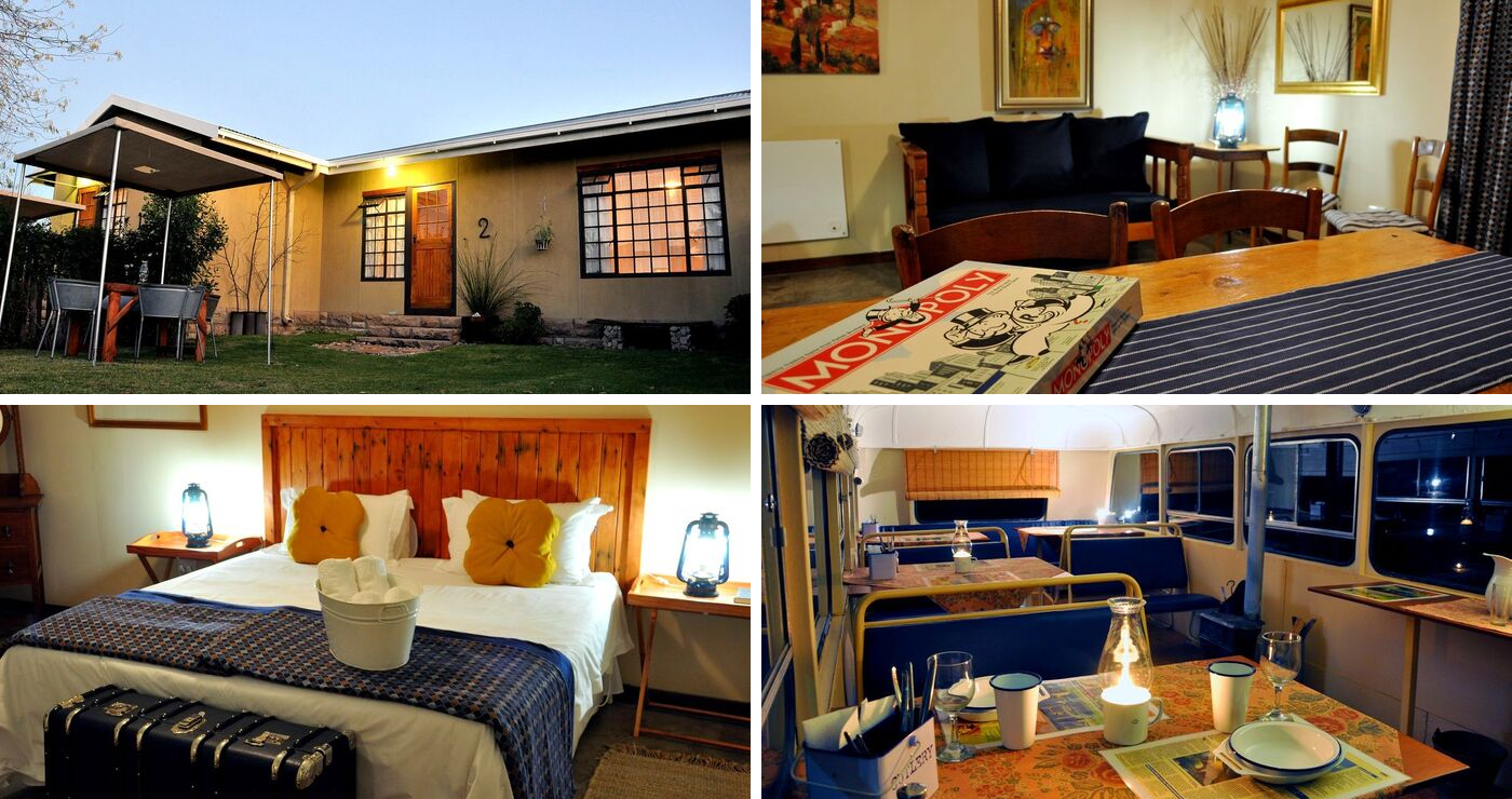 Mama Fourie's Guest Cottages | LekkeSlaap