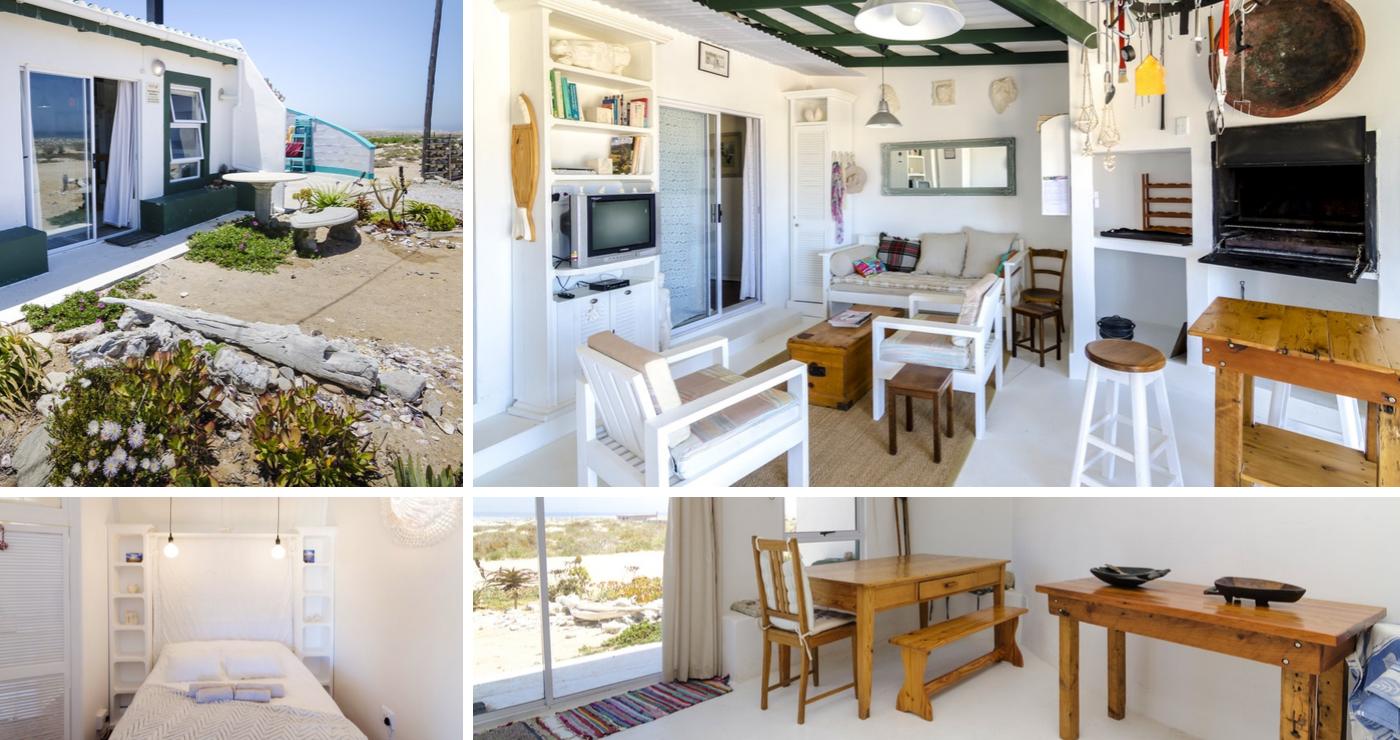 The Beach Cottage Kleinzee | TravelGround