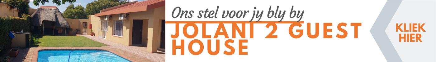 Jolani 2 Guesthouse
