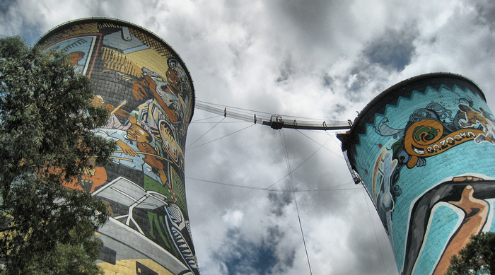 Orlando Towers by Joanet (Flickr)