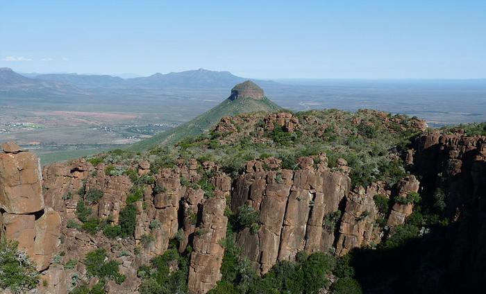 Valley of desolation by michael clarke stuff