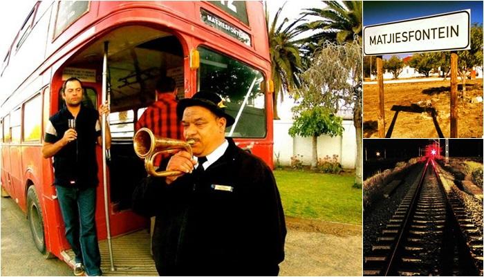 Matjiesfontein bus tour
