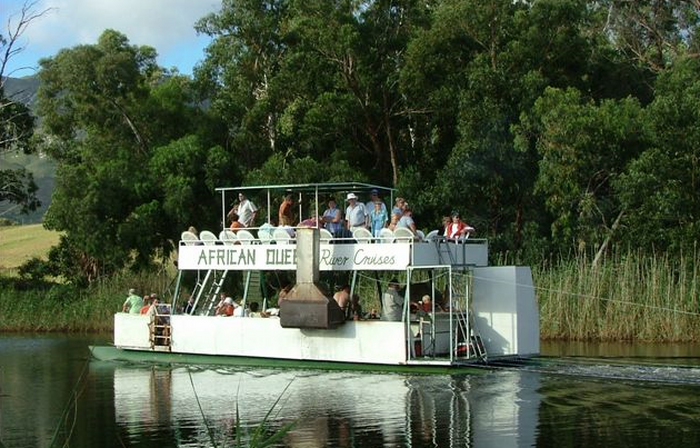 African Queen supplied by Stanford River Cruises