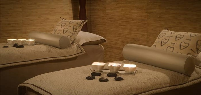 Couple treatments supplied by Arabella Spa