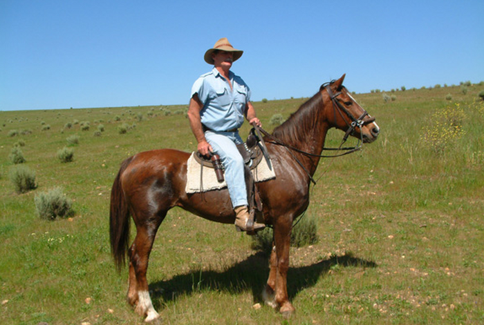 Supplied by Horse Trail Safaris