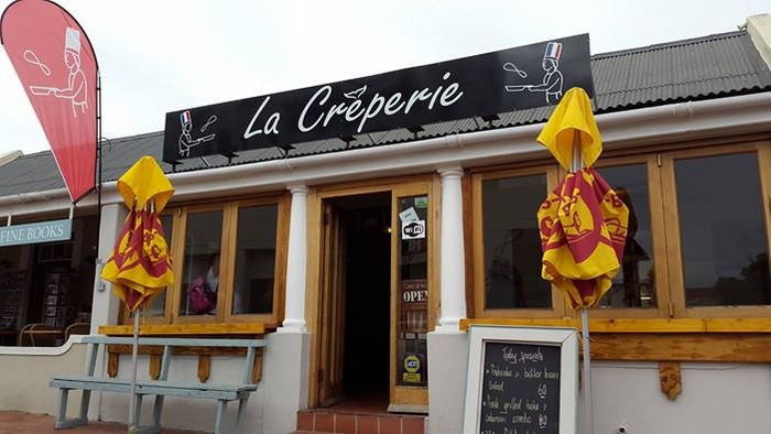 Supplied by La Creperie
