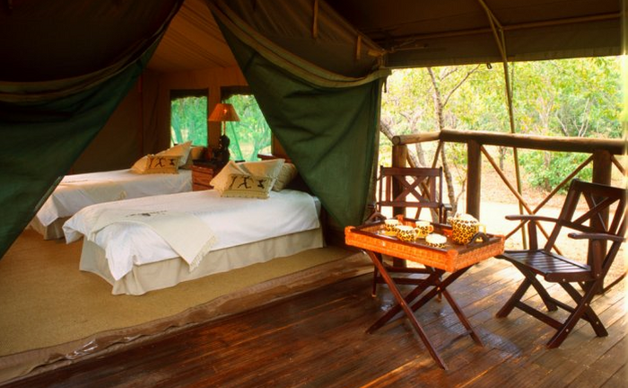 Motsomi Lodge u0026 Tent C& & Glamping Getaways: 23 Tented Camps in SA - TravelGround Blog