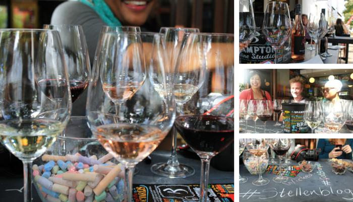 Brampton wines studio by Roseanna McBain (C) TravelGround