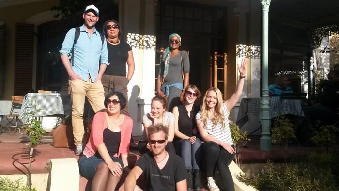 Stellenbosch #Stellenbloggers by Roseanna McBain (C) TravelGround