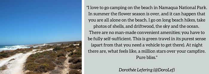 Dorothée Lefering: Secret summer hideouts